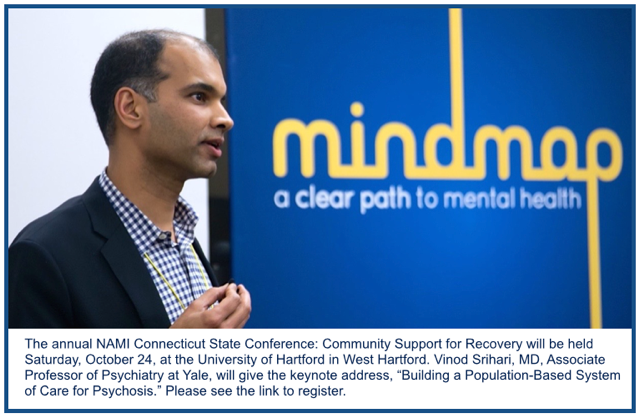 NAMI Connecticut State Conference: Community Support for Recovery